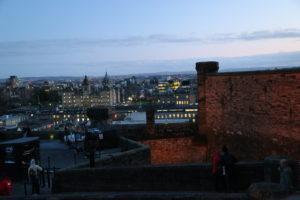 Vista dal Il Castello.