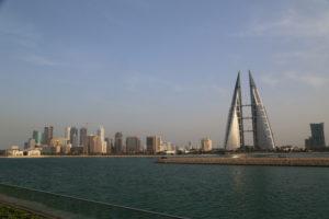 Skyline di Manama