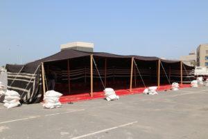Tipica tenda araba