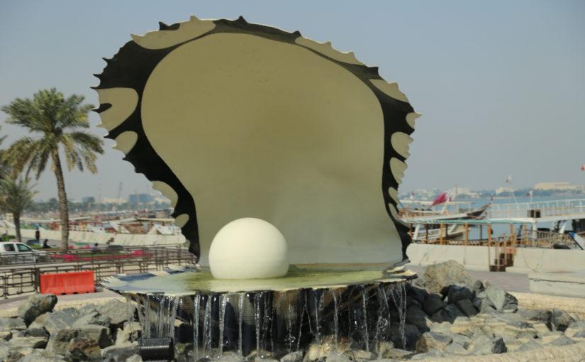 Il monumento alla perla