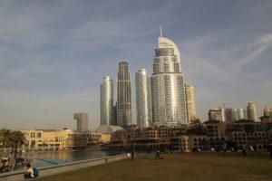 Dubai Opera Garden