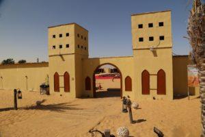 Una fattoria nel Deserto