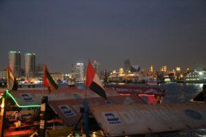 Vecchi quartieri di Dubai