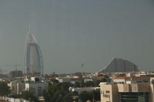 Burj al-Arab e Jumeirah Beach Hotel