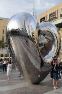 Il cuore di Dubai