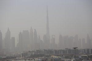 Skyline di Dubai