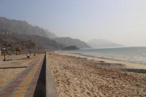 Beach Park Hil Oman