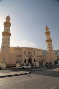 Khasab, Moschea del Sultano Qaboos