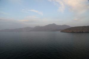 Khasab, Sultanato dell'Oman, la costa