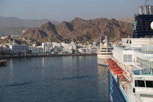 Il porto di Muscat