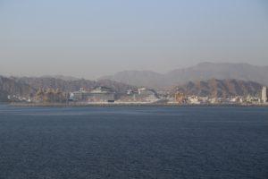 La costa di Muscat