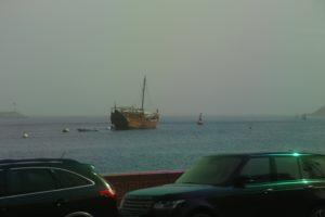 Una Imbarcazione tipica