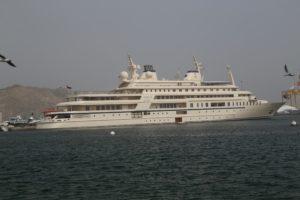 Lo Yacht del Sultano