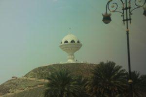 Caratteristica incensiera, simbolo dell'Oman