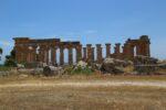 Tempio F e Tempio E o Tempio di Hera.