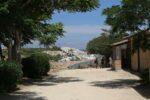 Marinella di Selinunte vista dal parco Archeologico.