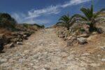 Strada principale dell'Acropoli.