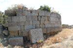 Fortificazione circolare della porta Nord.
