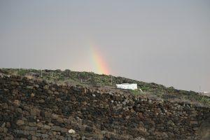Arcobaleno su Pantelleria-