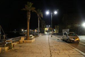 Pantelleria Capoluogo, il lungomare.
