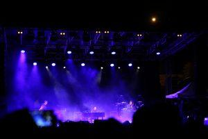 Venditti in concerto a Pantelleria.
