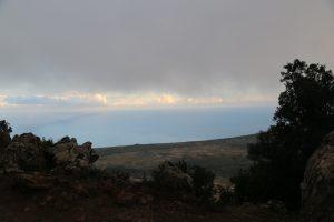 Panorama dalla cima di Montagna Grande.